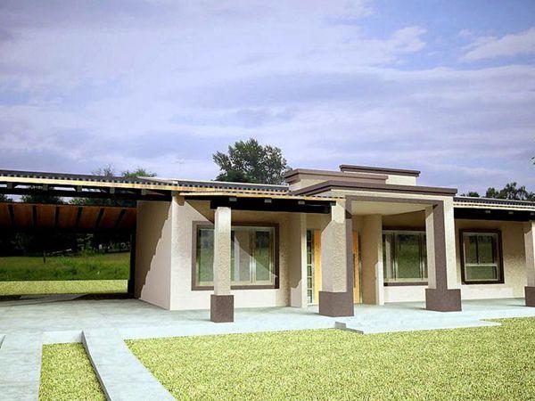 Plan procrear se encuentran disponibles nuevos modelos de for Modelos de viviendas