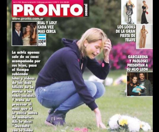 El infinito dolor de nazarena el d a del cumplea os de for Cementerio jardin de paz pilar