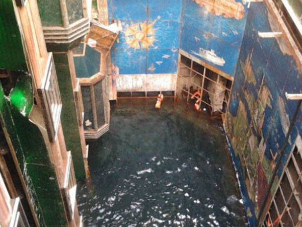 Best Costa Concordia Interieur Gallery - Huis & Interieur Ideeën ...