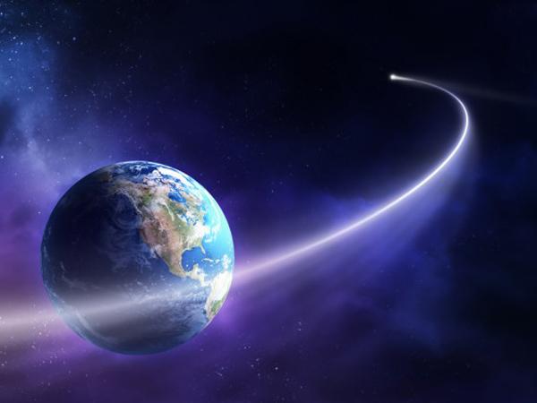 el planeta cometa: