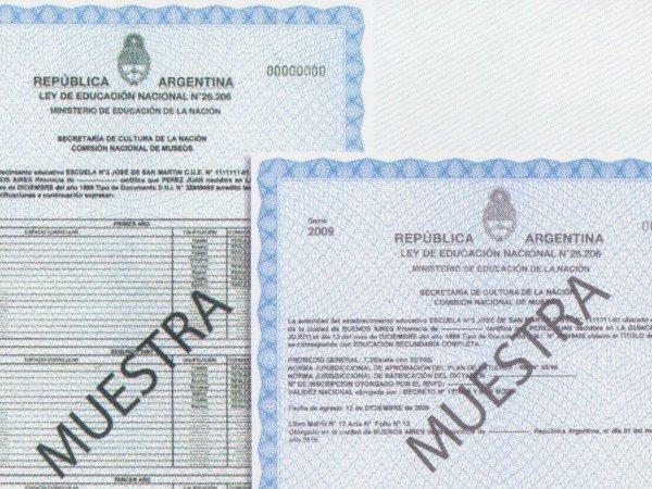 [Serio]No me dan mi titulo secundario : argentina - reddit.com
