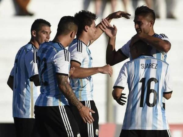 Argentina Vs Brasil En Vivo Por El Sudamericano Sub 20