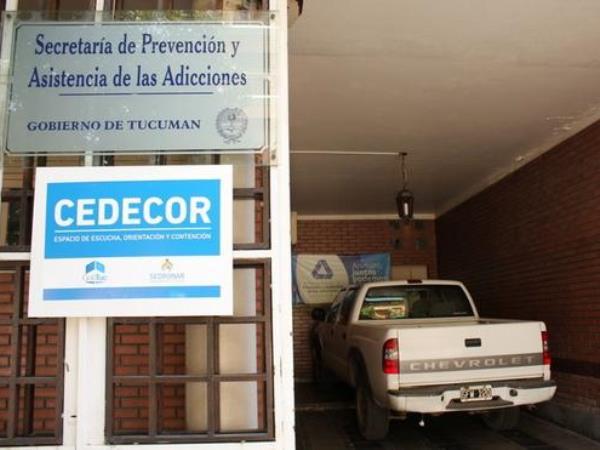 Se Inauguró Un Nuevo Centro De Atención A Las Adicciones En