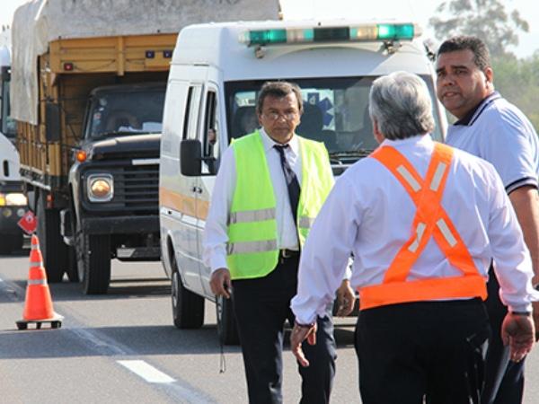 accidentes viales la secretaría de transporte de la provincia