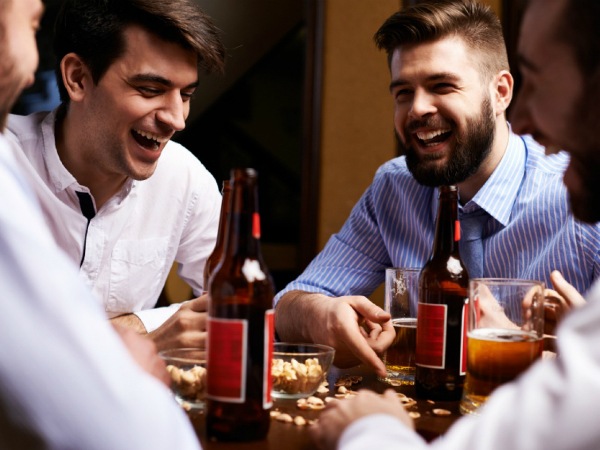 Drinking With Friends As An Alcoholic